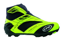 Northwave Artic Commuter Men GTX Fahrradschuh yellow fluo/black